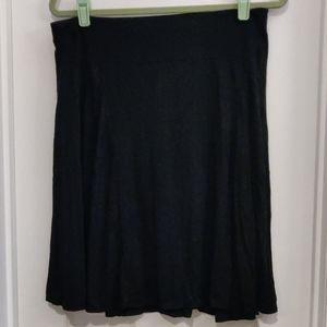 Max Studio black skirt